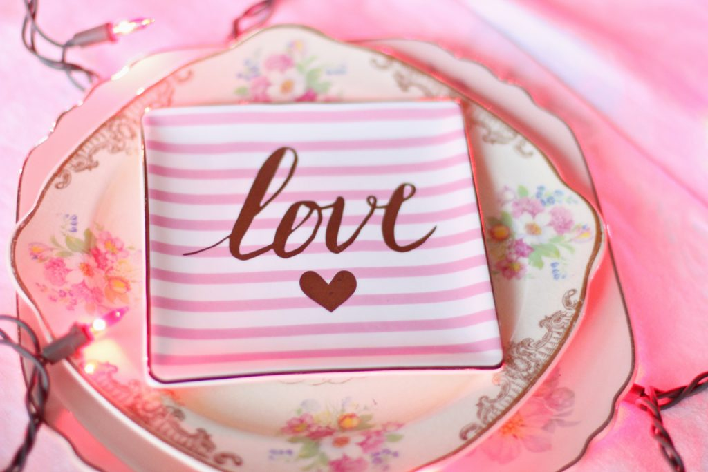 Share love on St. Valentine's day